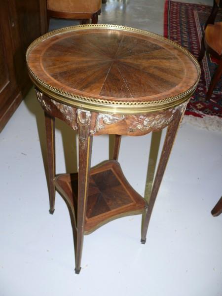 gu ridon louis xvi meuble ancien albert antiquit. Black Bedroom Furniture Sets. Home Design Ideas